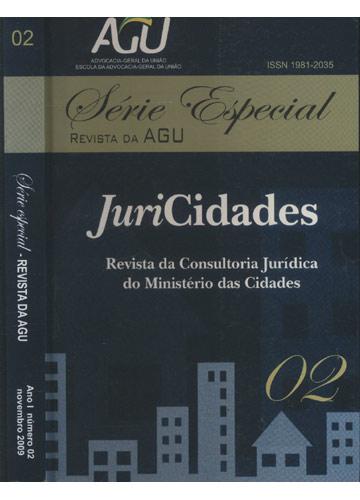 Série Especial - Revista da Agu - Ano I - Nº.2 - Novembro 2009