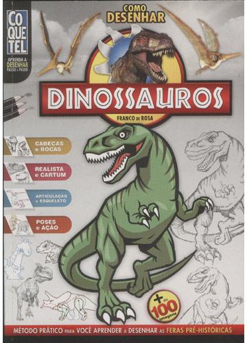 Como Desenhar Dinossauros