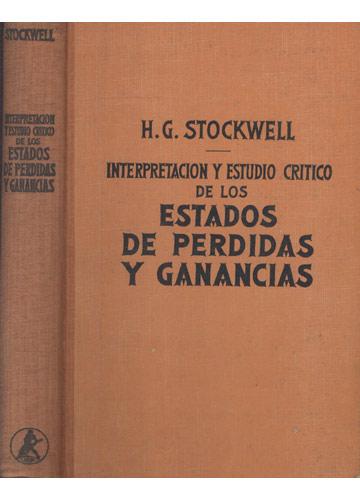 Interpretacion y Estudio Critico de los Estados de Perdidas y Ganancias