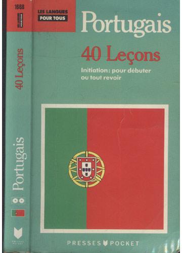 Portugais - 40 Leçons