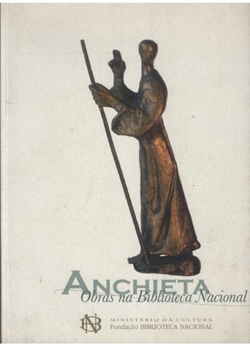 Anchieta - Obras na Biblioteca Nacional