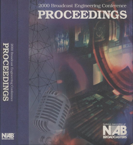 2000 Broadcast Engineering Conference Proceedings