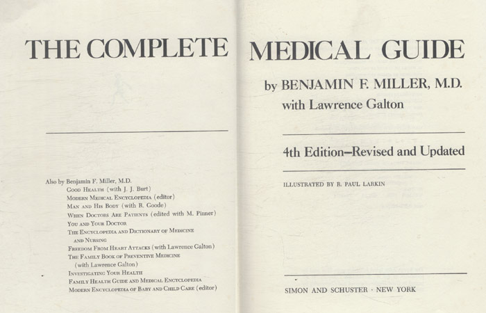 The Complete Medical Guide - Com Suplemento
