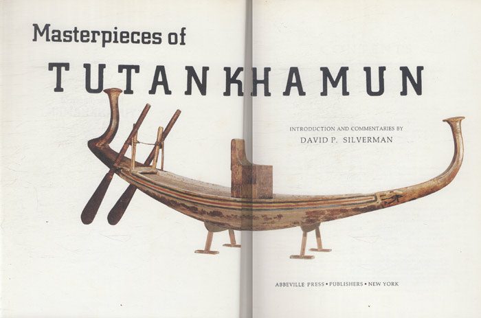 Masterpieces of Tutankhamun