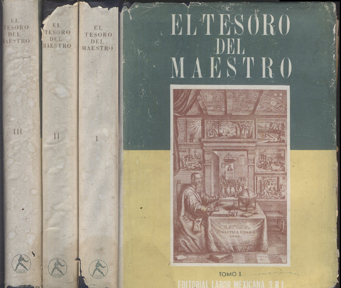 El Tesoro del Maestro - 3 Volumes