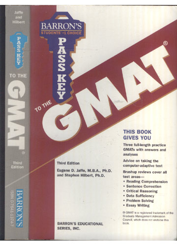 To the GMAT