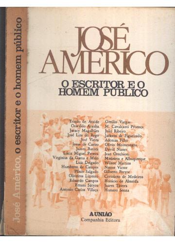 O Escritor e o Homem Público