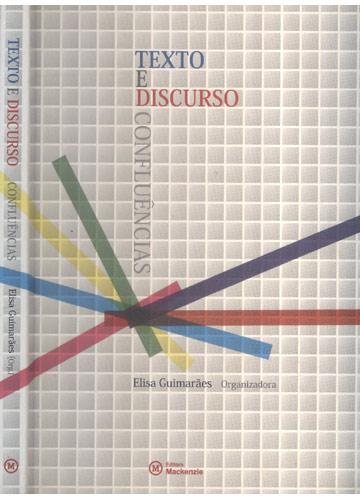 Texto e Discurso - Confluências