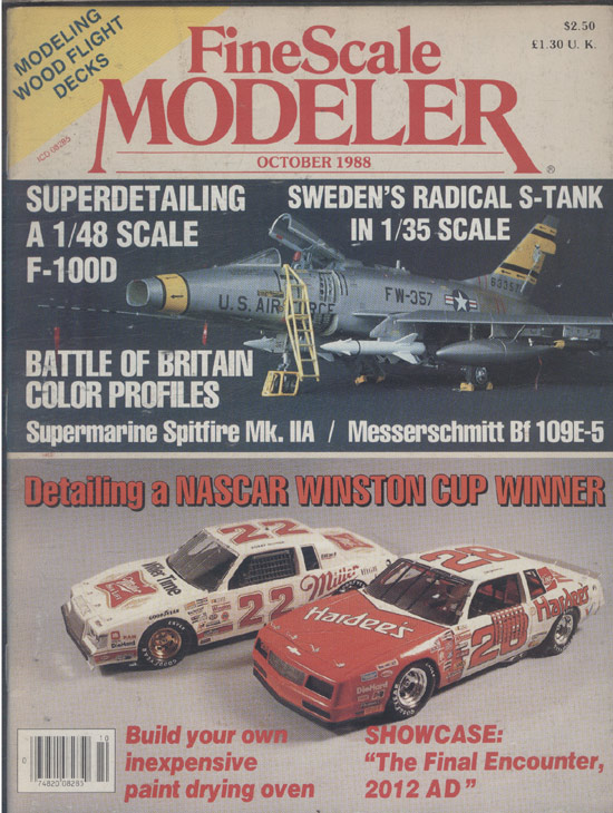 Finescale Modeler - 1988 - Vol.06 - Nº.05 (em inglês)