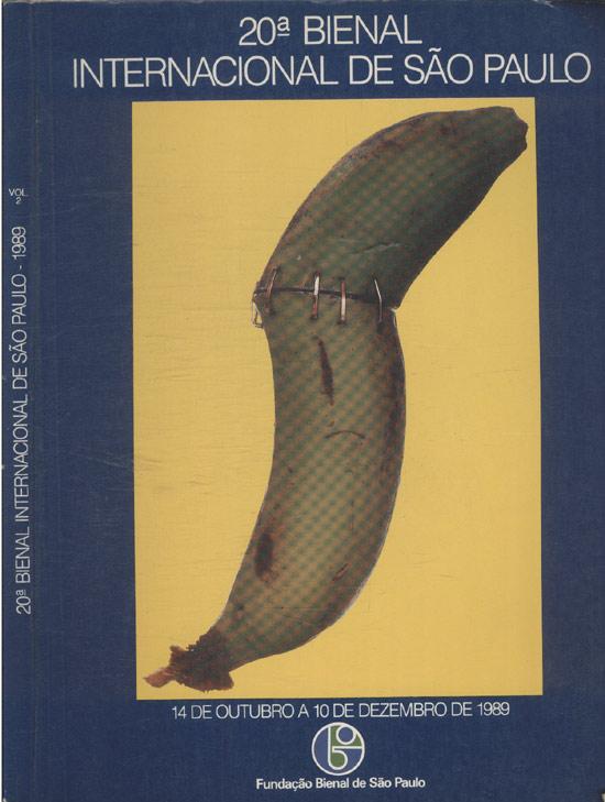20ª Bienal Internacional de São Paulo - 1989 - Volume 2