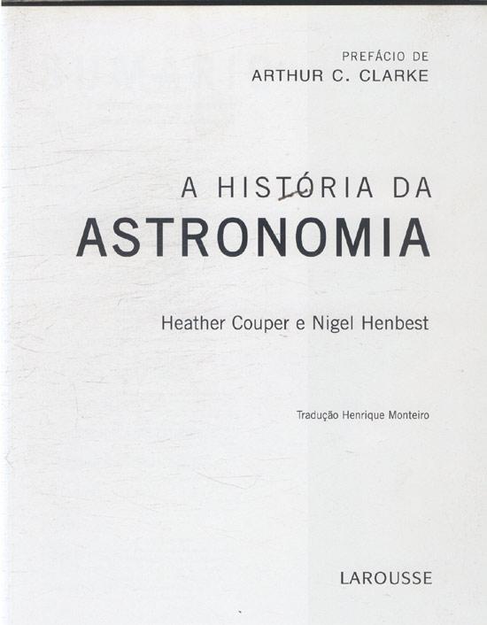 A História da Astronomia