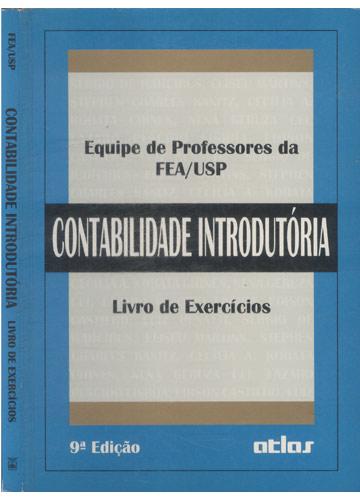 Contabilidade Introdutória - Livros de Exercícios