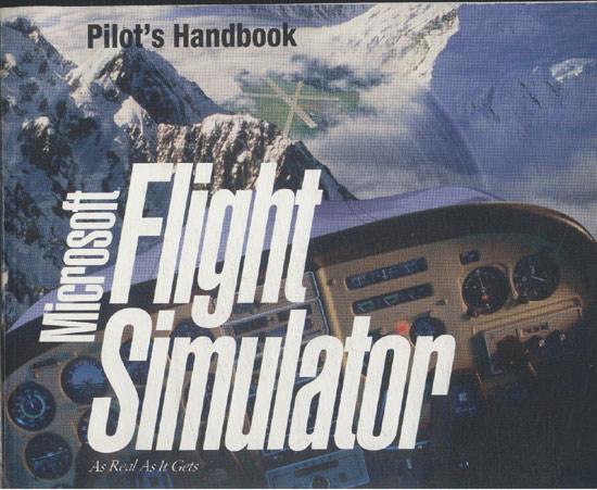 Microsoft Flight Simulator - Pilot´s Handbook