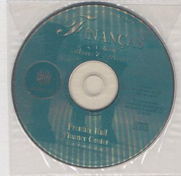 Finanças - Com CD