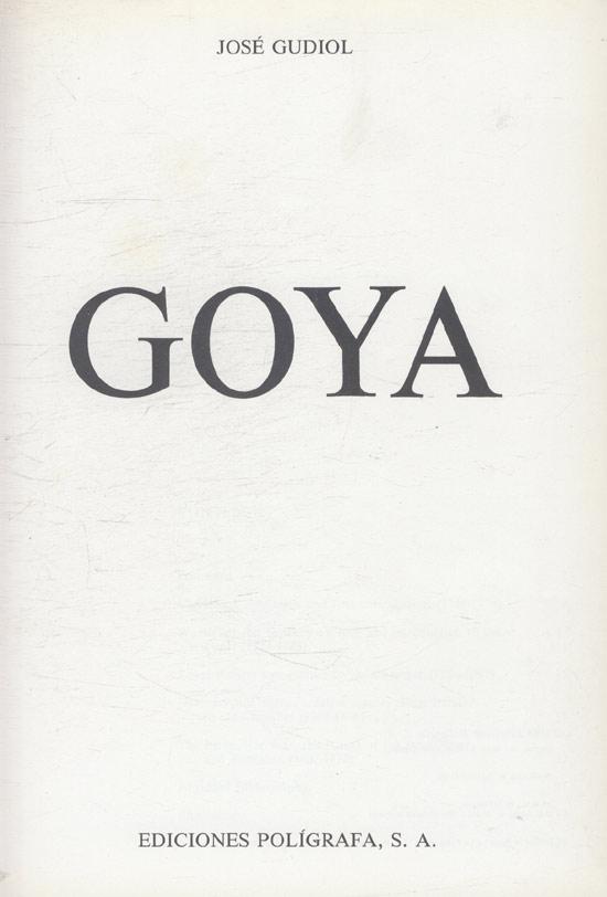 Goya (em inglês)