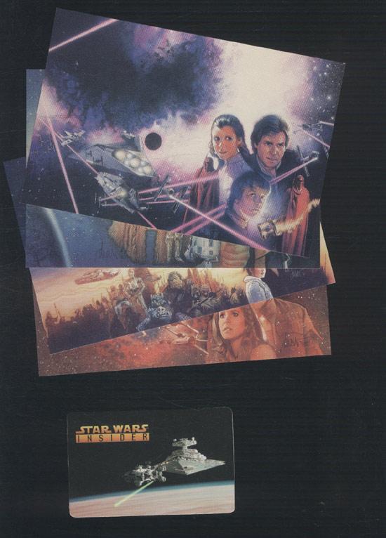 Star Wars Insider - 1998 - Nº.36 - Com Cards (em inglês)
