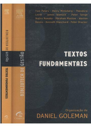 Textos Fundamentais - Biblioteca de Gestão