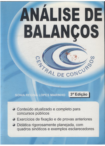 Análise de Balanços - Central de Concursos