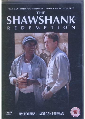 The Shawshank Redemption *region 2*