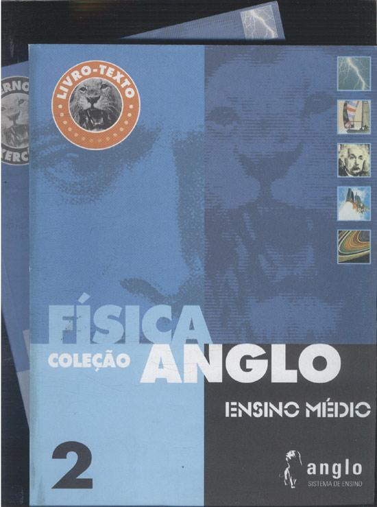 Coleção Anglo - Física 2 - Livro-Texto + Caderno de Exercícios