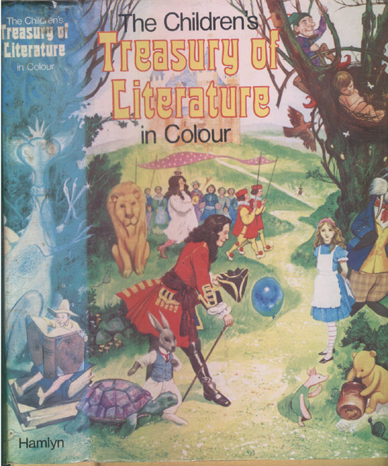 The Children's Treasury of Literature In Colour