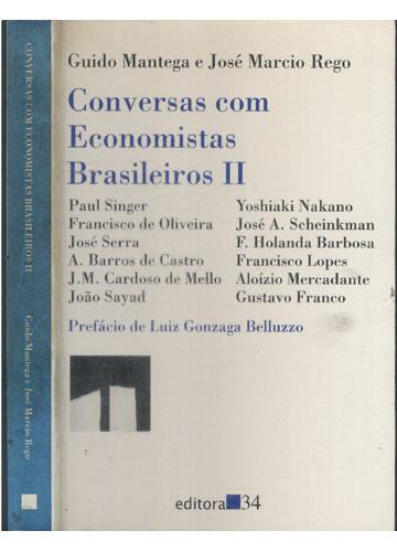 Conversas com Economistas Brasileiros - Volume 2