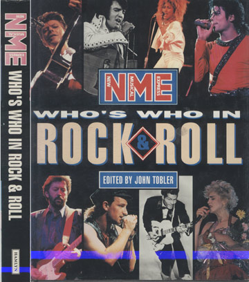 NME - New Musical Express - Who's Who in Rock&Roll
