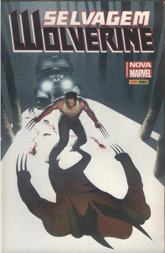 Selvagem Wolverine - Ira