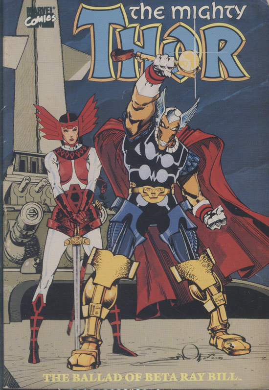 The Mighty Thor - The Ballad of Beta Ray Bill