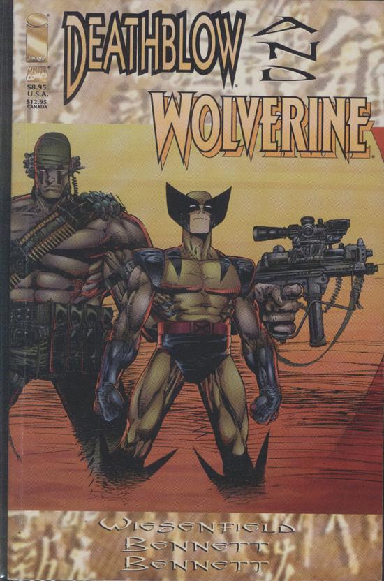 Deathblow And Wolverine (em inglês)