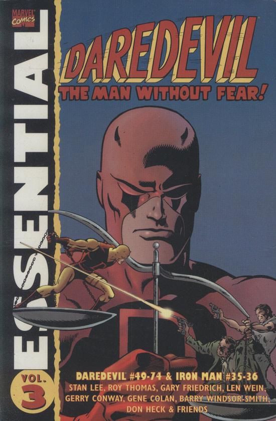 Marvel Essential - Daredevil - Volume 3 (em inglês)