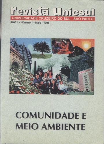 Revista Unicsul - Ano 1 - Número 1 - Maio - 1996