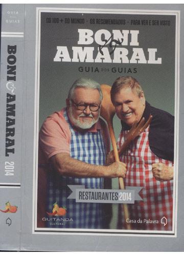 Boni & Amaral 2014 - Guia dos Guias