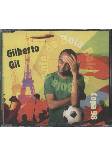 Gilberto Gil - Balé da Bola - Copa 98 *single*