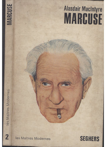 Marcuse - Les Maîtres Modernes - Volume 2