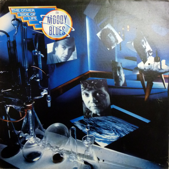 The Moody Blues - The Other Side of Life - Com encarte
