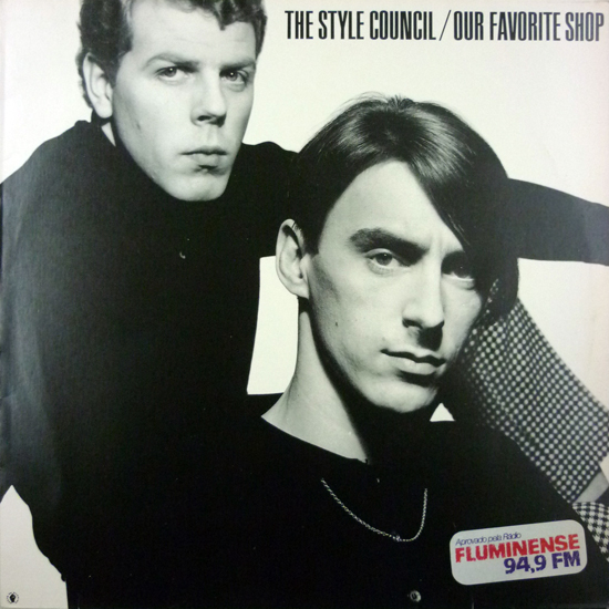 The Style Council  - Our Favorite Shop