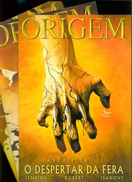 Origem - 3 Volumes