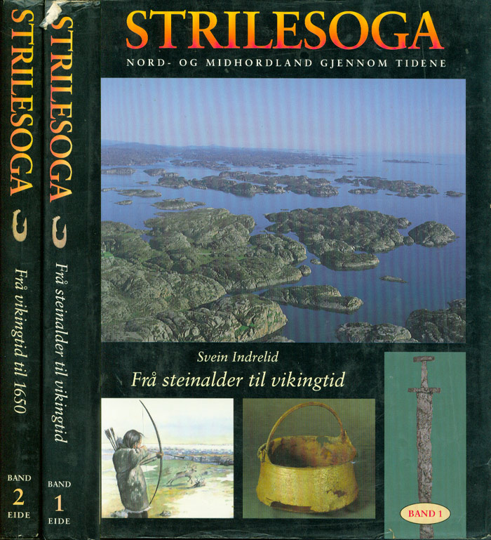Strilesoga - 2 Volume
