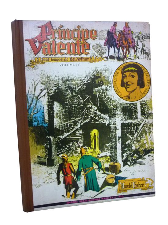 Príncipe Valente - Volume IV - Nos Tempos do Rei Arthur