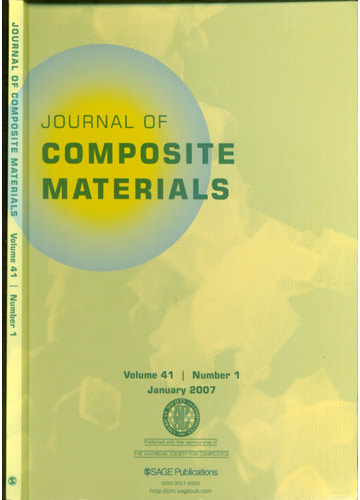 Journal of Compositive Materials - Volume 41 - Number 1 - January 2007