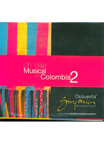 Un Viaje Musical Musical por Colombia 2 *importado* *digipack*
