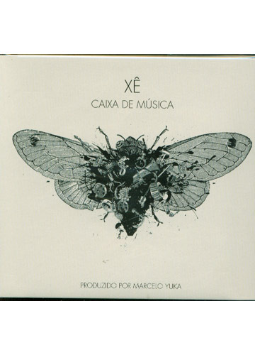Xê Casanova - Caixa de Música *digipack*