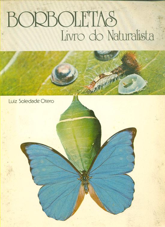 Borboletas - Livro do Naturalista