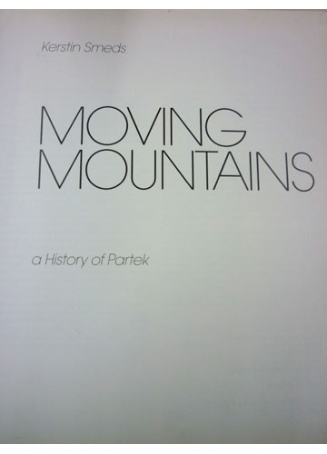 Partek -Moving Mountains