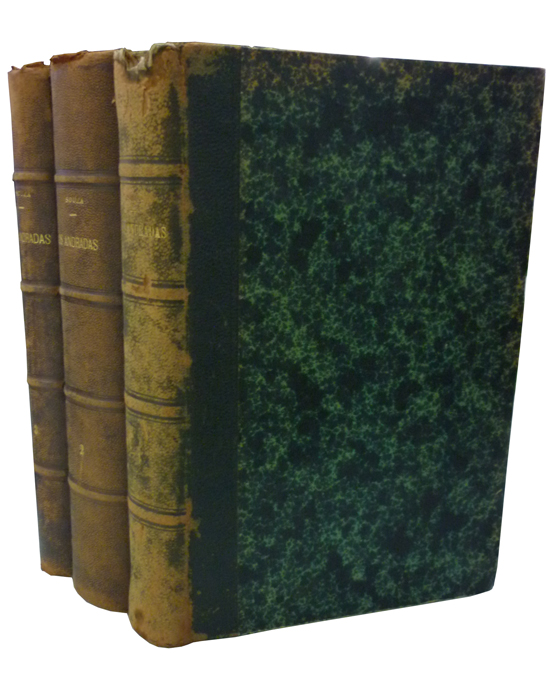 Os Andradas - 3 Volumes