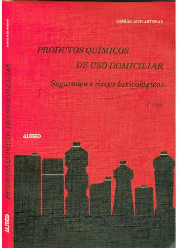 Produtos Químicos de Uso Domiciliar