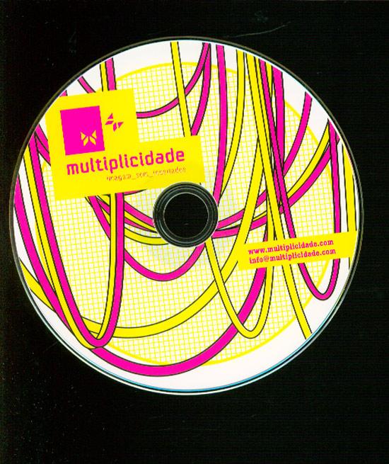 Multiplicidade - 2009 - Coleção Arte e Tecnologia - com CD