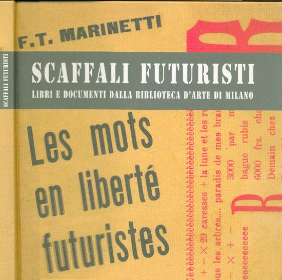 Scaffali Futuristi