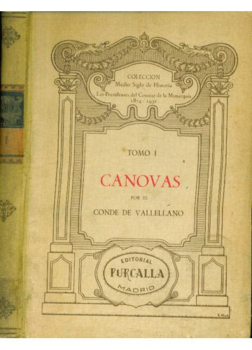 Canovas - Tomo I